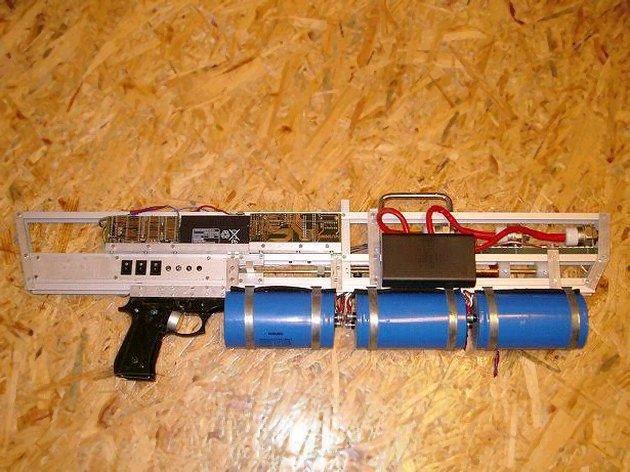 Как сделать винтовку Гаусса в домашних условиях - FURFUR.